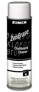 ZenErase Chalkboard Cleaner - Removes Chalk, Smudges, Fingerprints and Prevents Dust
