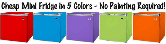 The 5 Colors of Cheap Mini Fridge