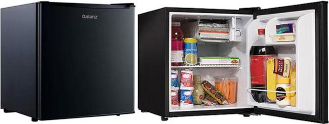Galanz 1.7 Cu Ft Refrigerator