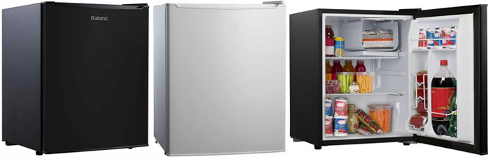 Galanz 2.7 Cu Ft Fridge